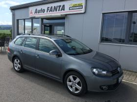 VW Golf 1,6TDI
